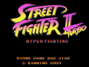Street Fighter II Turbo - Hyper Fighting-3