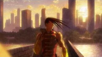 Super Street Fighter IV Yang Prologue (eng)