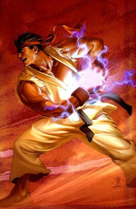 001 - Ryu Holofoil Cover