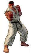 CapcomVsSNK-Ryu