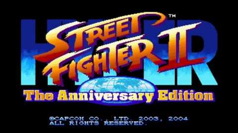 Hyper Street Fighter II Music - Chun Li Stage