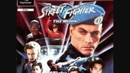 Street Fighter The Movie Game PSX Theme of Guile