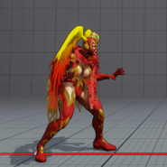 SF5MikaBattle