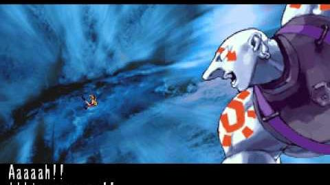 Street Fighter III 3rd Strike Necro Ending