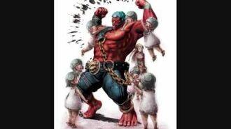 Super Street Fighter IV OST Theme of Hakan
