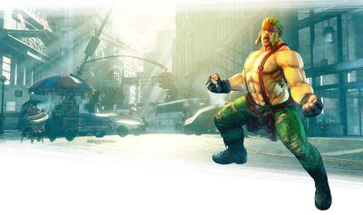 Alex (Street Fighter V)