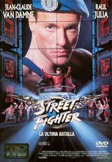 Street Fighter: La Última Batalla