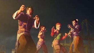 Street Fighter X Tekken 'PS Vita Episode 2' TRUE-HD QUALITY