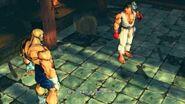 (Super) Street Fighter IV (AE) - Sagat's Rival Cutscene English Ver