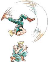 Flash Kick
