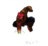 SFIII 2ndImp-Akuma Ending3