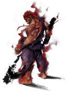 SSF4AE Evil Ryu