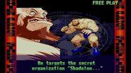 Zangief SFA3 Character Intro