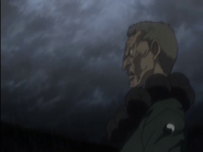 Goutetsu contemplates what to do with Gouki