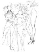 SFIV PC Concept Art Rose 04