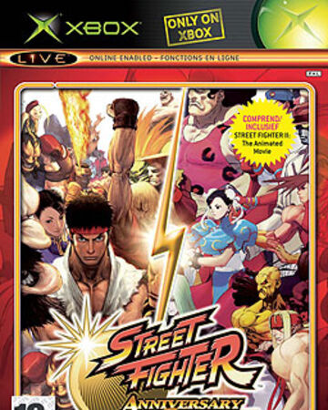 Street Fighter Anniversary Collection Street Fighter Wiki Fandom