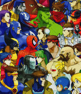 Marvel vs Capcom 2-Bengus