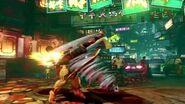 Street Fighter V - Trailer Rashid.