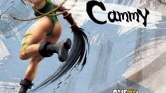 Super Street Fighter IV - Theme of Cammy