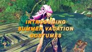 USFIV Summer Vacation Costumes - Available 8 12