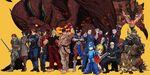 Capcom Store official art