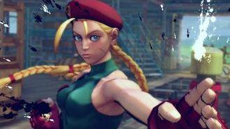 Ultra Street Fighter IV OST Cammy Theme