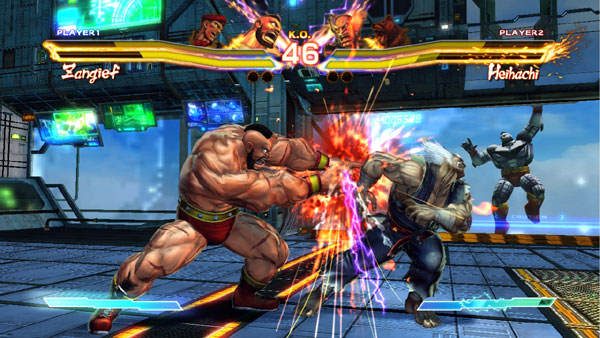 Street Fighter × Tekken | Street Fighter Wiki | FANDOM ...