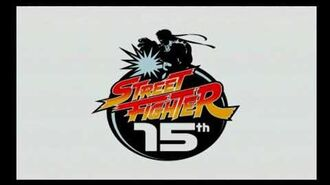 Street Fighter Anniversary Collection Attract Mode