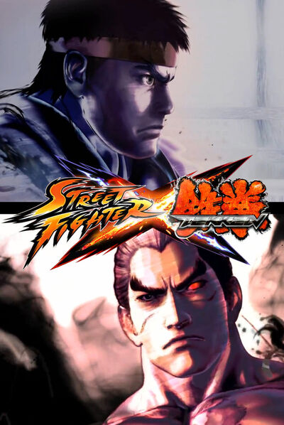 Street Fighter X Tekken Poster by the real Payne