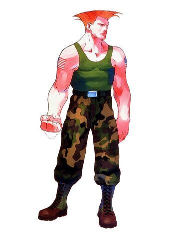 File:Street Fighter EX Art Guile.jpg