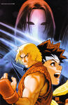 Street Fighter UDON. 2