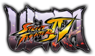 Ultra Street Fighter IV logotipo