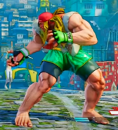 SFV Alex Premium Battle Costume