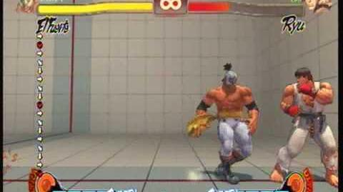 Street Fighter 4 El Fuerte, Super Dynamite