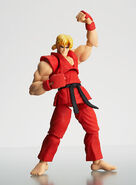 Ken Masters SFO Mouse Generation figure rising arm