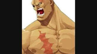 Street Fighter EX 2 Plus OST Before Moon (Theme of Sagat)