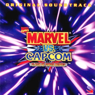 Marvel vs Capcom - Clash of Super Heroes - original soundtrack