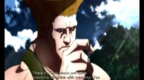 Street Fighter IV - Guile Prologue Ending Movies