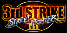 Street Fighter 3 3rd Strike Logo