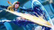 【Street Fighter V】Cammy Japanese Voice Gallery