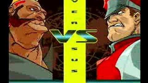 Street Fighter Alpha 3 Birdie's Full Storyline and Ending