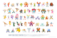 Know your street fighters by ken wong-d5a7stj