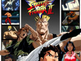 List of Street Fighter II V episodes