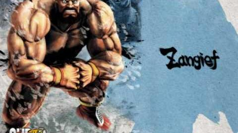 Super Street Fighter IV - Theme of Zangief