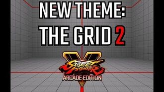 The Grid 2 Theme - Training Stage SFV OST-0
