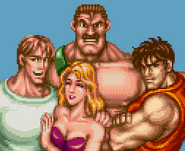 FinalFight-four-freinds-picture