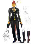 SFIV PC Concept Art C Viper 05