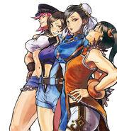 STREET FIGHTER X Tekken-iPhone cover