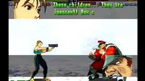 Street Fighter Alpha 3 Chun Li's Full Storyline and Ending