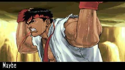 Street Fighter III 3rd Strike Oro Ending